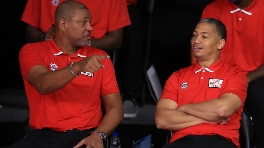 The 'Losing coaches from every NBA Finals' quiz