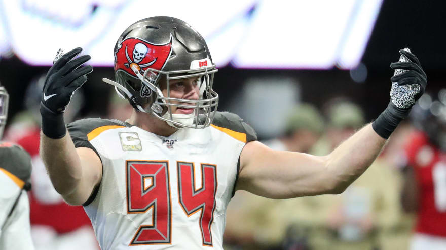 Raiders agree to terms with defensive end Carl Nassib