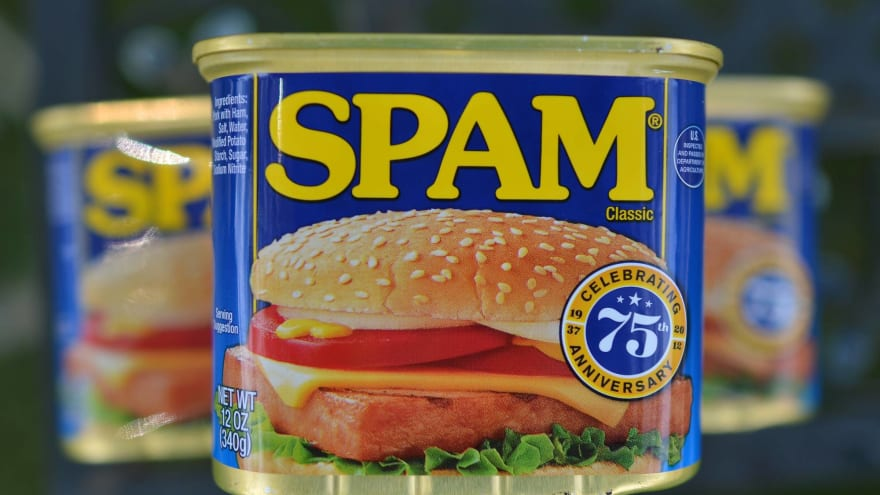 The 15 weirdest foods ever available in a can