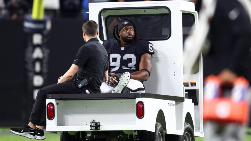 Gerald McCoy out for 2021 season with knee injury