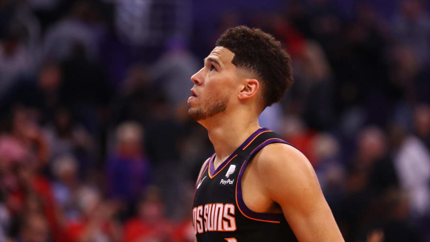 Could the Knicks be targeting Devin Booker?