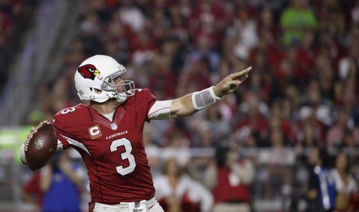 Arizona Cardinals: Carson Palmer