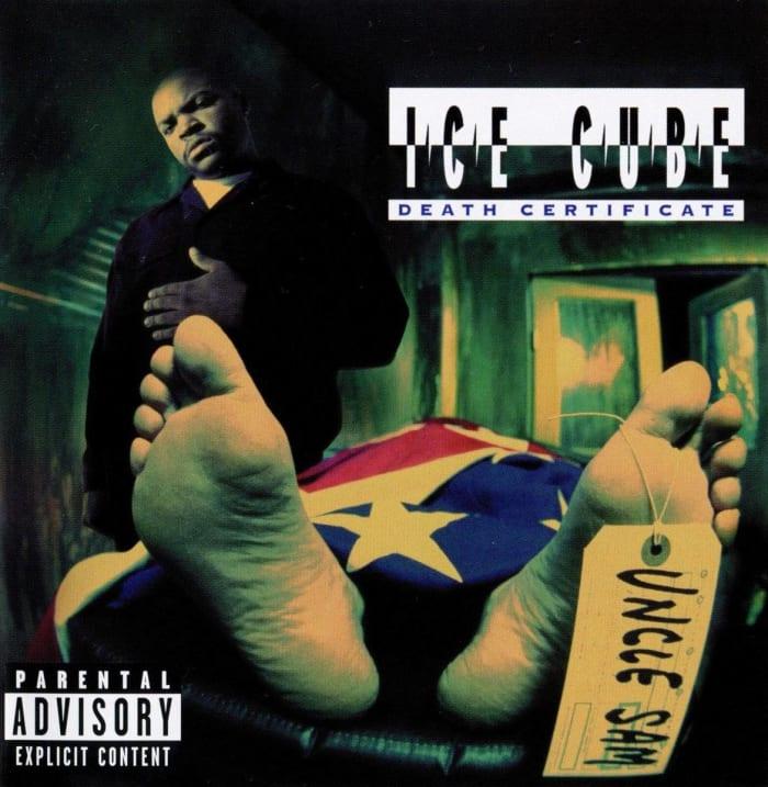 """Ice Cube - """"Death Certificate"""""""