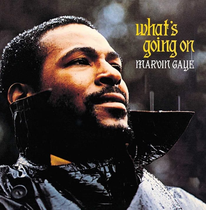 """""""What's Going On,"""" Marvin Gaye (1971)"""