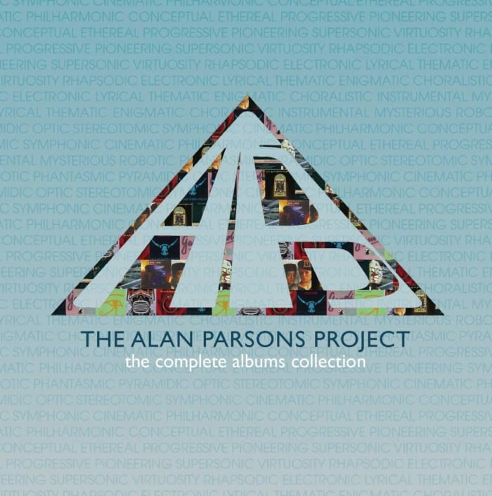 """""""Sirius,"""" The Alan Parsons Project (1982)"""