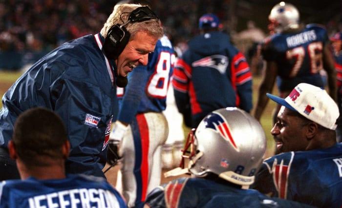 Parcells' second rebuild revives NFL doormat