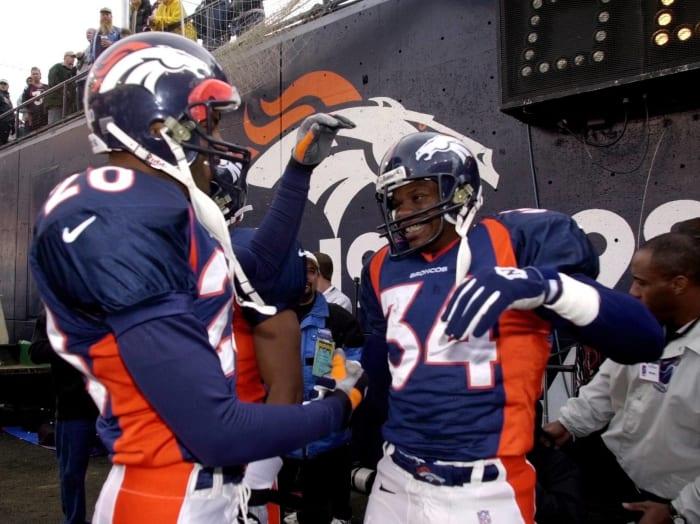 Tyrone Braxton, Denver Broncos