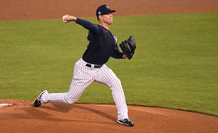 New York Yankees: Corey Kluber