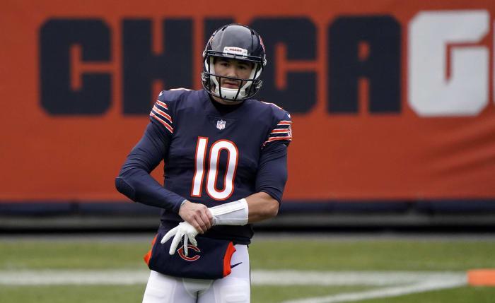 Chicago Bears, quarterback