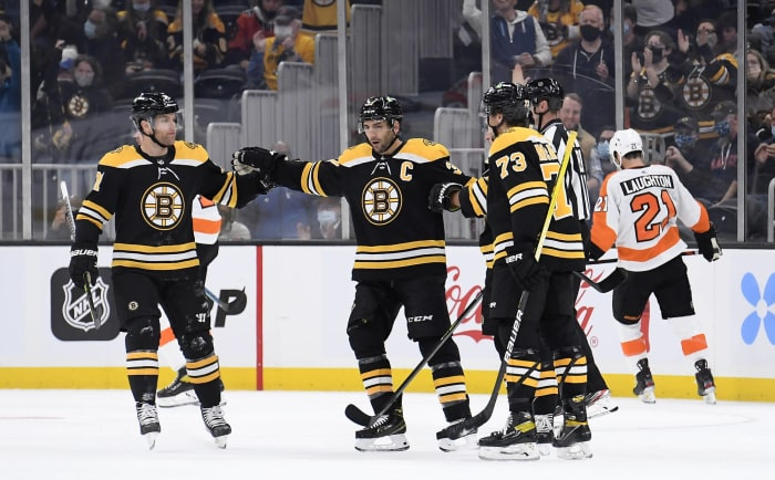 Boston Bruins: Some questions, but the window is still open