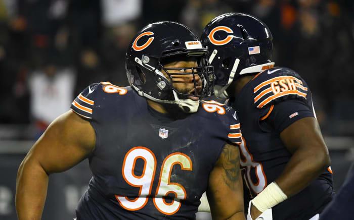 Akiem Hicks, Chicago Bears, 2016