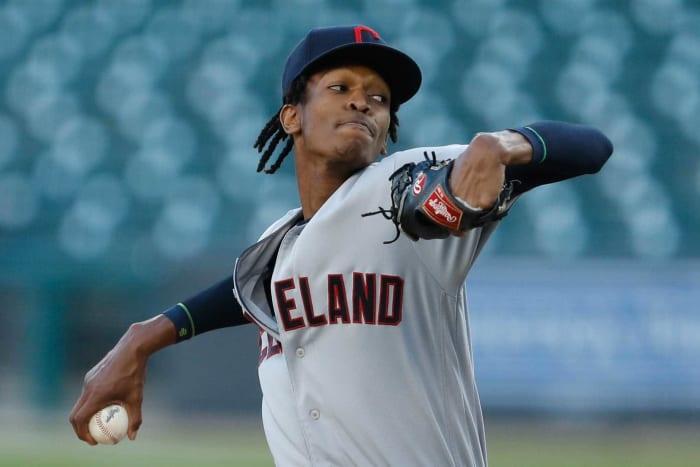 Cleveland Indians: Triston McKenzie