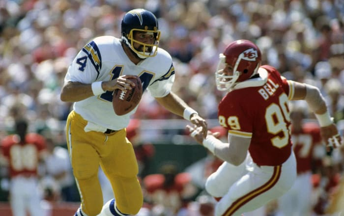 Los Angeles Chargers: Dan Fouts