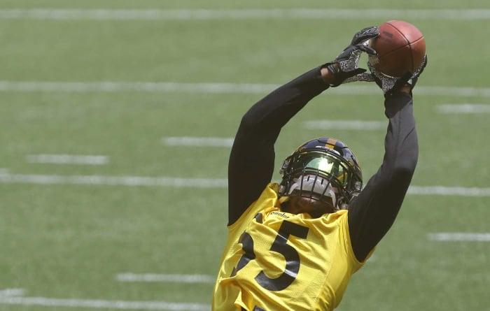 Devin Bush, LB, Steelers