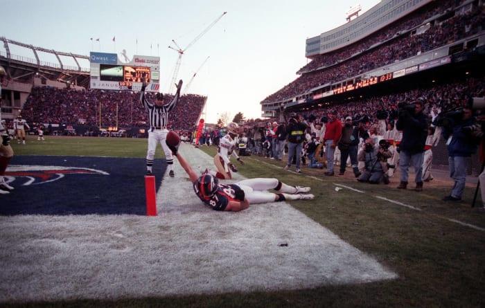 Ed McCaffrey, Denver Broncos; 1995
