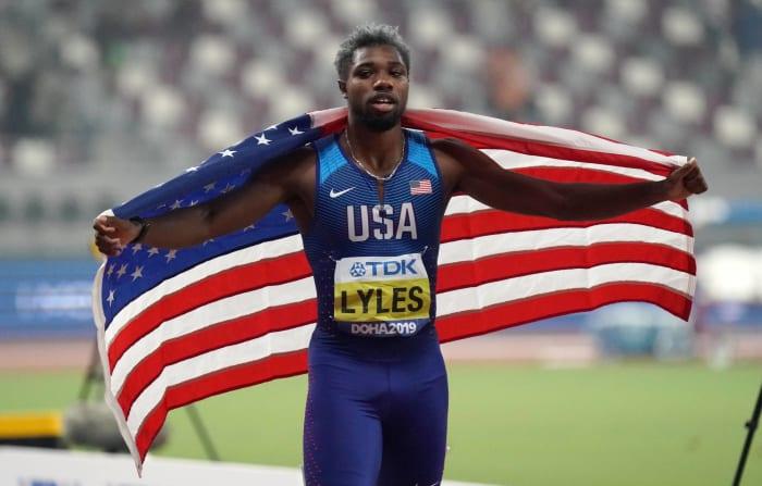 Noah Lyles (men's track and field)