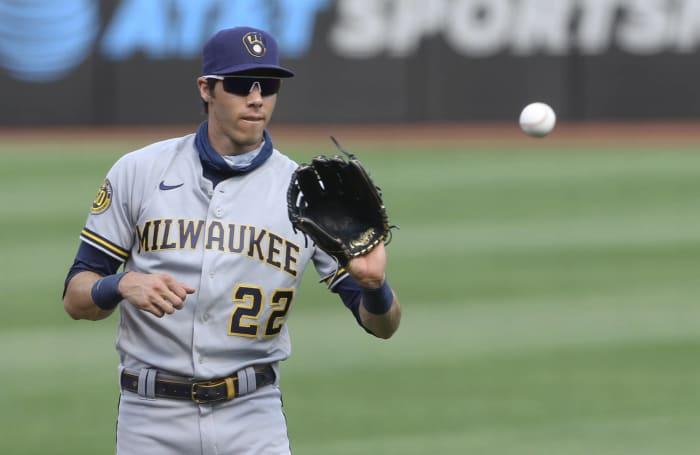 Milwaukee Brewers: Christian Yelich, NL MVP