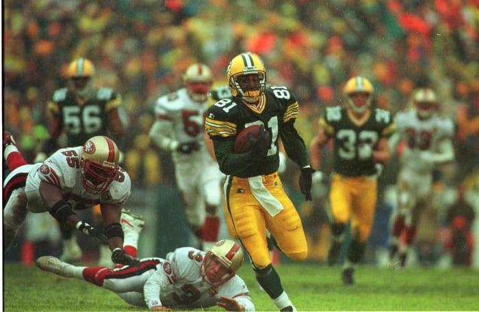 Desmond Howard, Green Bay Packers; 1996