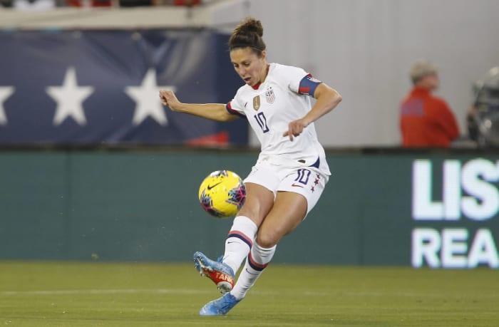 Carli Lloyd (women's soccer)