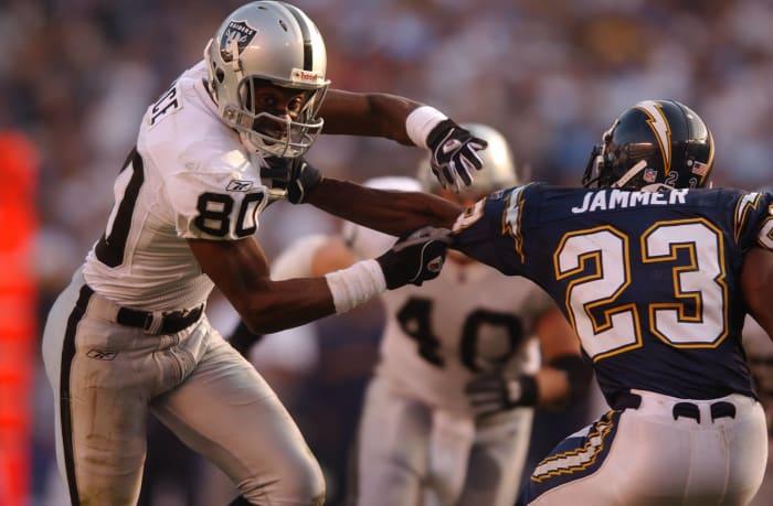 Jerry Rice, Oakland Raiders; 2001