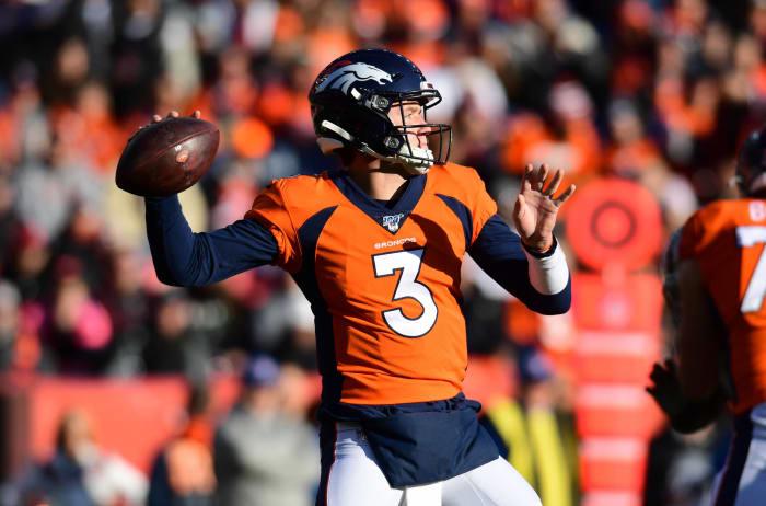 Quarterback: Drew Lock, Denver Broncos