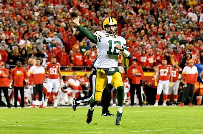 Week 9: Packers at Chiefs
