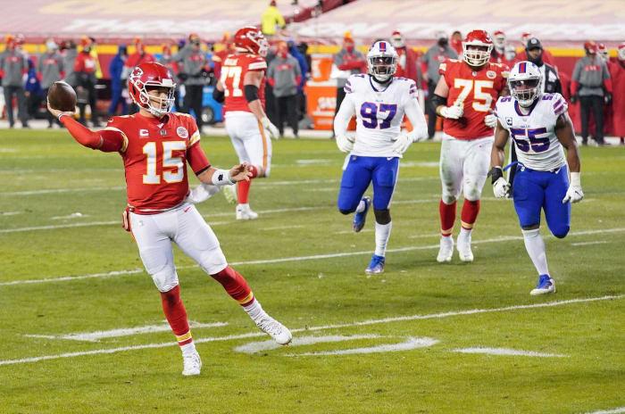Week 5: Bills at Chiefs