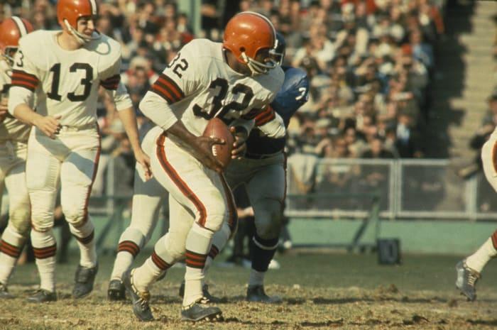 Jim Brown, 1963