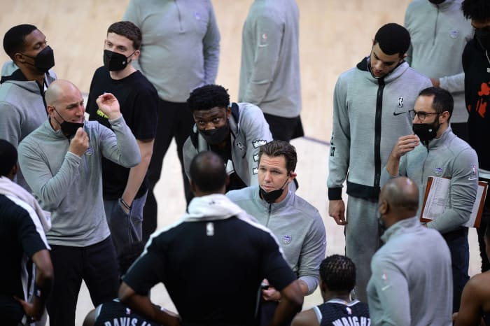 The Kings are on pace to have the worst defense of all time
