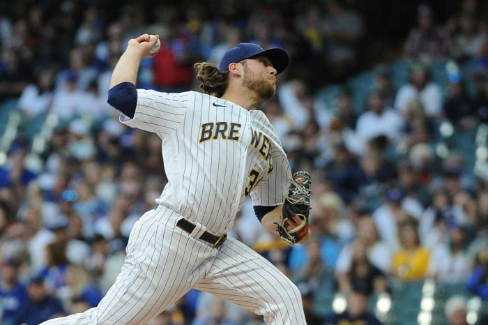 The Brewers can pitch