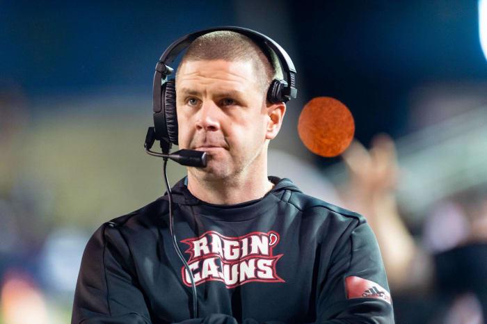 Eddie Robinson Coach of the Year (Top Head Coach): Billy Napier, Louisiana