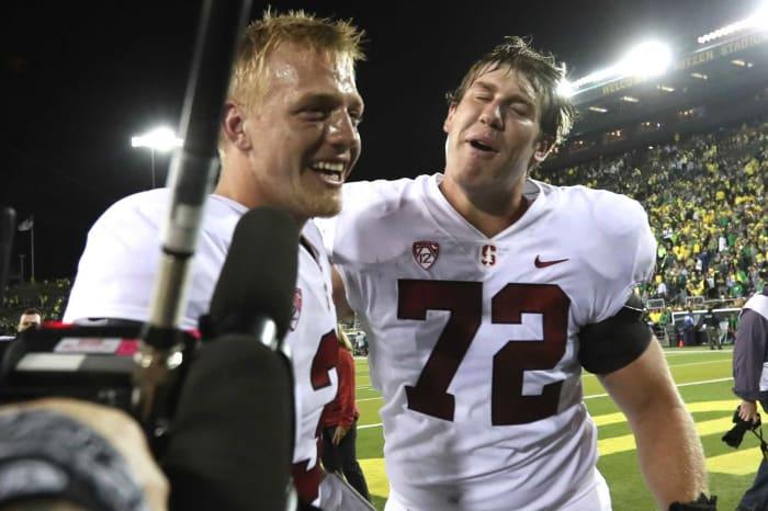 Green Bay Packers: Walker Little, OT, Stanford