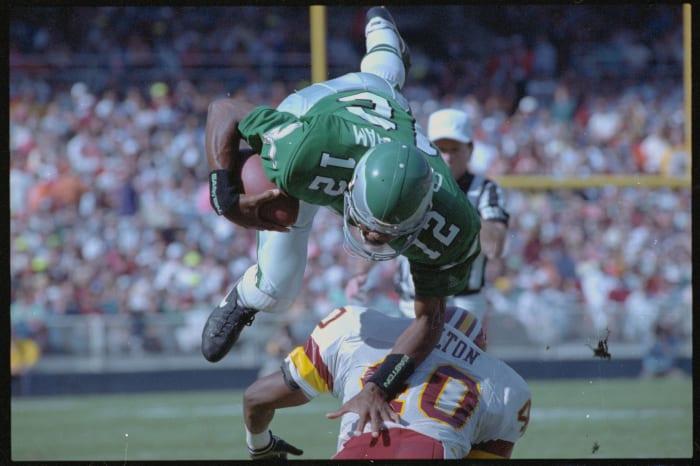 Randall Cunningham, 1990