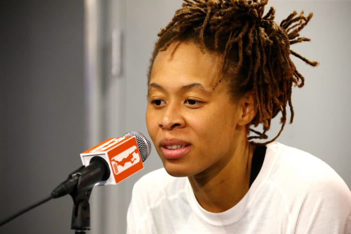 Seimone Augustus, Forward, LSU