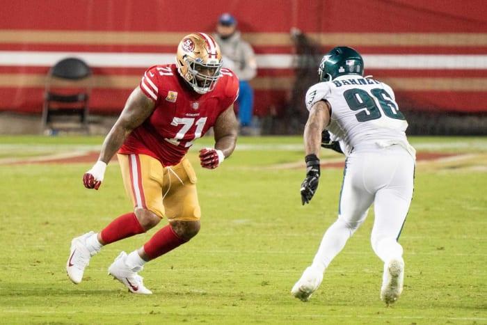 San Francisco 49ers: Trent Williams, LT