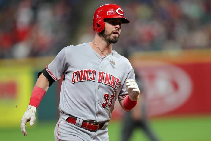 Jesse Winker, OF  Cincinnati Reds