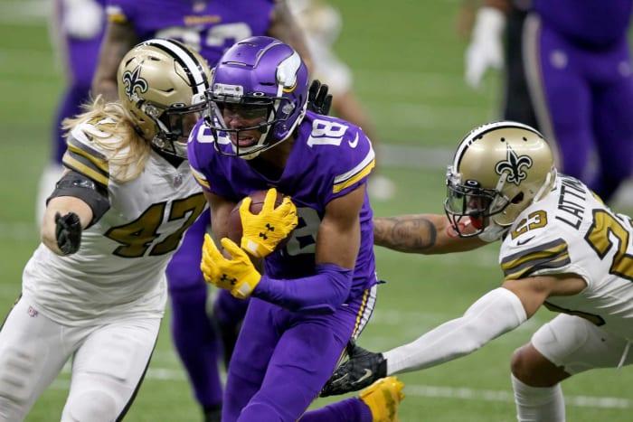 Justin Jefferson, WR, Vikings