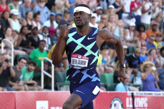 Rai Benjamin (men's track and field)