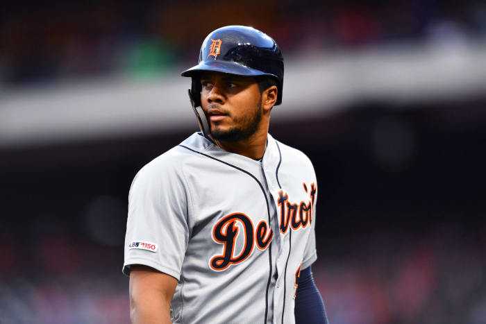 Jeimer Candelario, 3B  Detroit Tigers