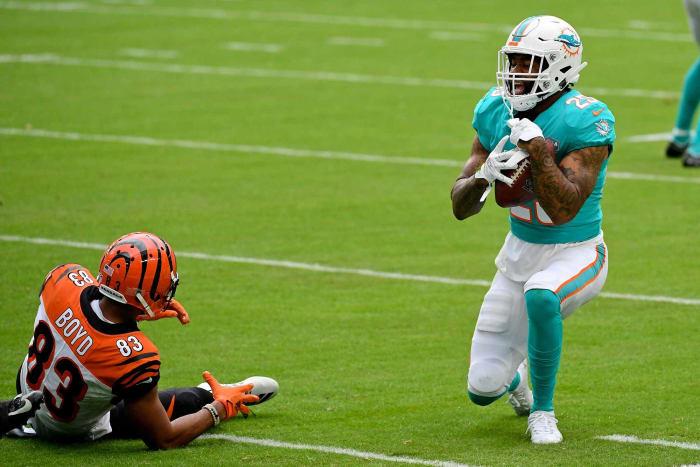 Miami Dolphins: Xavien Howard, CB
