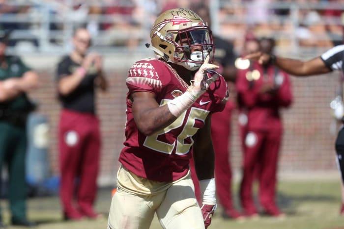 New York Jets: Asante Samuel Jr., CB, Florida State