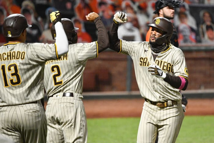 The San Diego Padres really think they can win it all