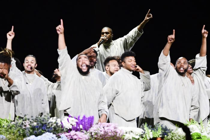 "Kanye West - ""Jesus is King"" (2019)"