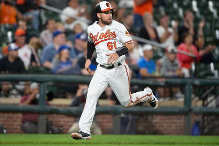 Baltimore Orioles: Trey Mancini