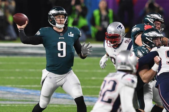 Nick Foles, Philadelphia Eagles