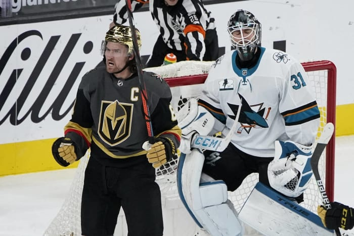 MVP: Mark Stone, Vegas Golden Knights