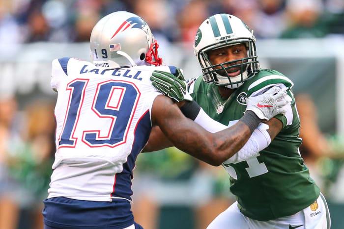 New York Jets, cornerback