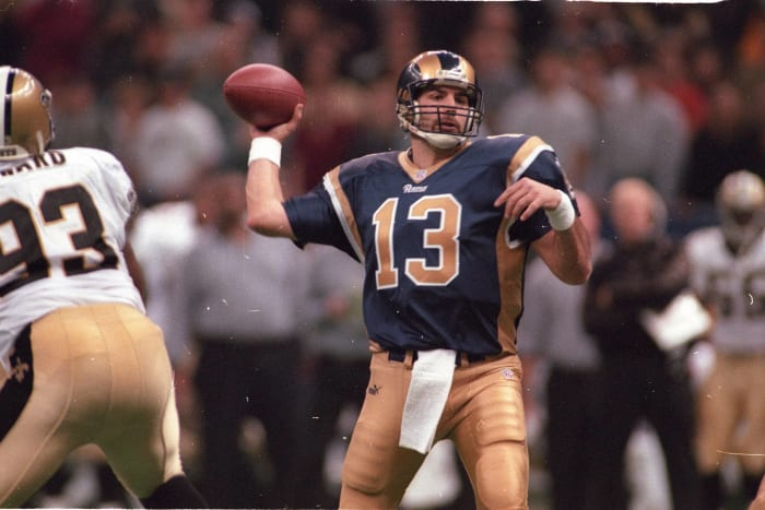 Los Angeles Rams: Kurt Warner