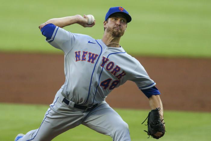 New York Mets: Jacob deGrom, NL Cy Young Award