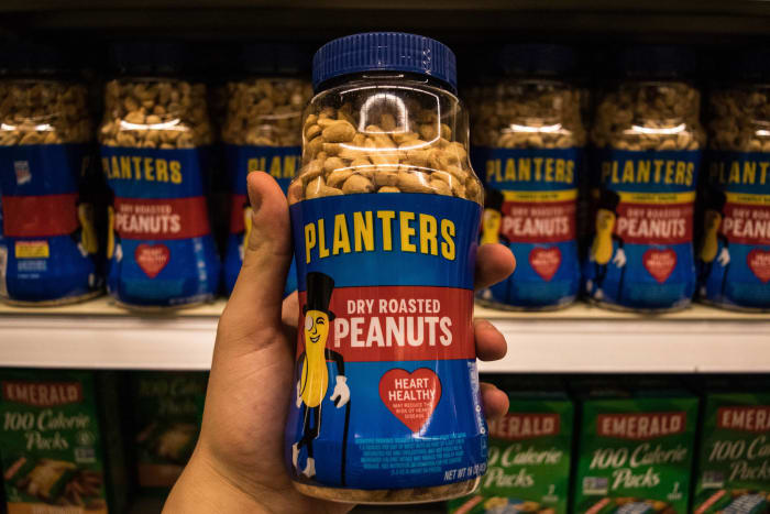 Planter's Dry Roasted Peanuts